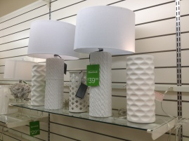 honestly who doesn't love white ceramic anything. You could put these in ANY room.