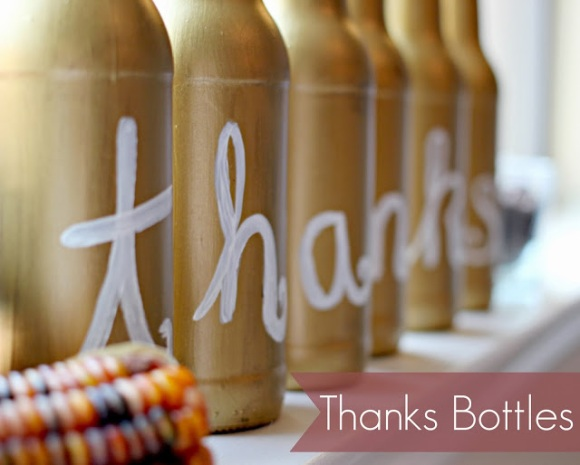 thanks bottles