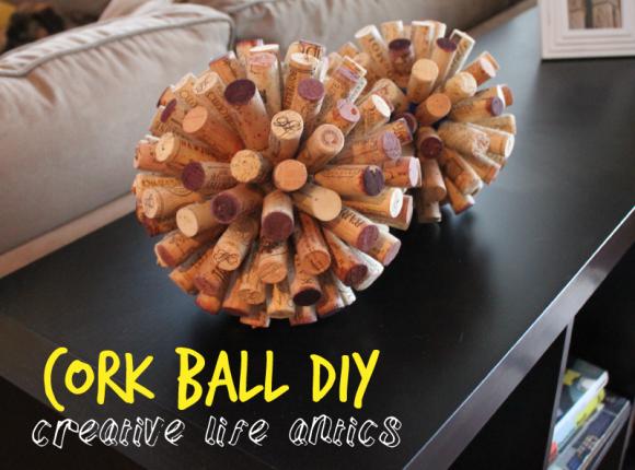Cork Ball H-01