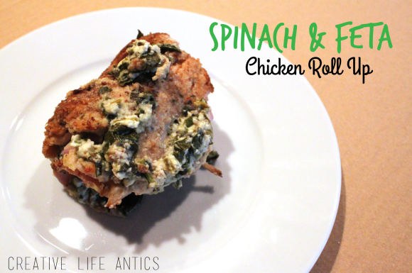 Spinach Chicken Roll Up-01